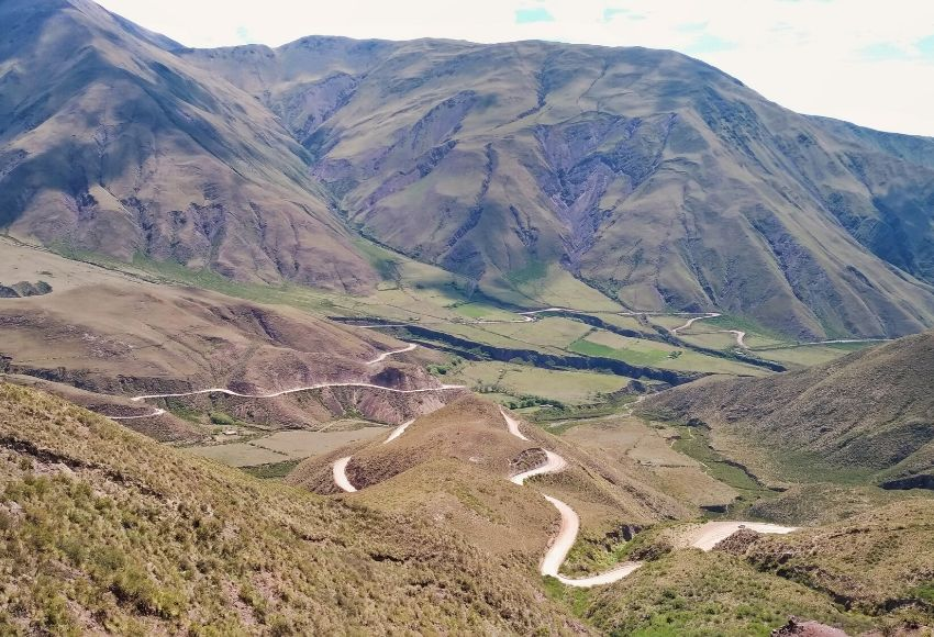 Jujuy - Salta: FLY AND DRIVE